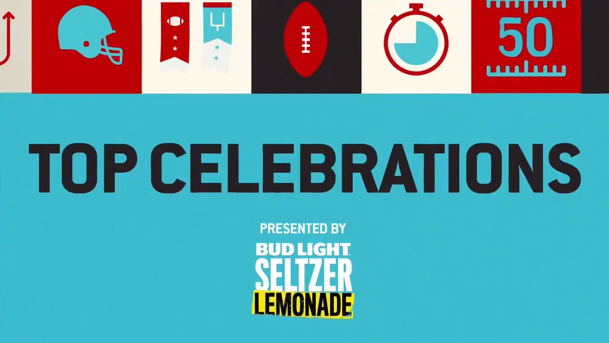 👉  👈 RT @NFL A look back at the best Celebrations from #SuperWildCard Weekend!
