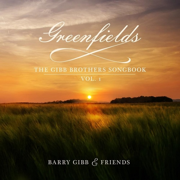 Legendary @BeeGees member @GibbBarry claims his first solo #ARIACharts #1 album with Greenfields: The Gibb Brothers' Songbook!