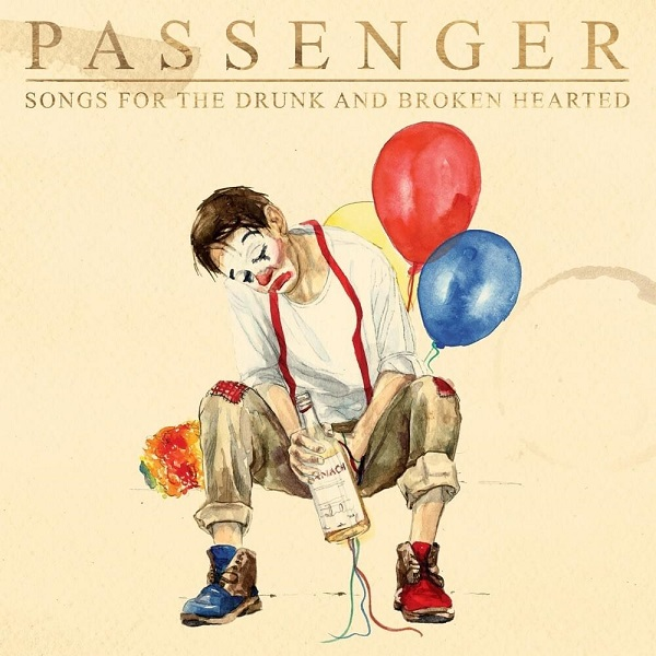 Singer-songwriter @passengermusic scores his sixth #ARIACharts Top Ten album as Songs For The Drunk And Broken Hearted debuts at #6.