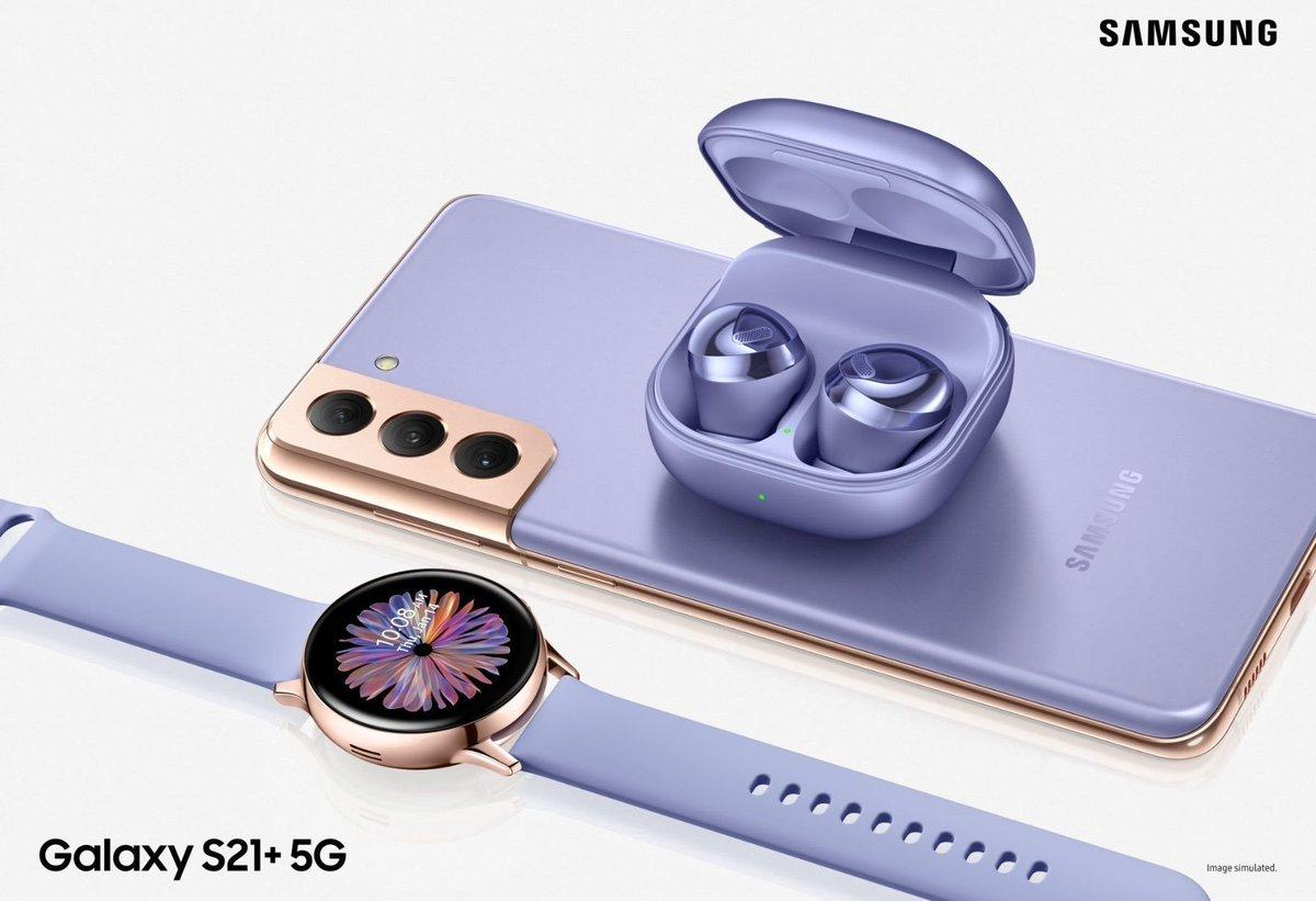 @SamsungChile mi color favorito es el Phantom violet #GalaxyS21 @BTS_twt  #BTSxSamsung