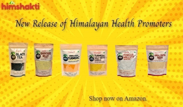 We are thrilled to release a new range of #HimalayanProducts to take complete care of your health. Top-notch quality makes our products capable of delivering curative care in multiple dimensions. Shop now:   #himshakti #StartUpIndia #ShopLocal #SupportLocal
