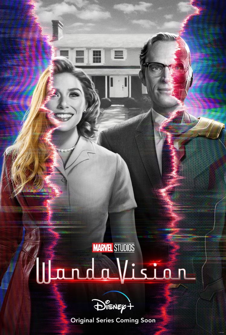 @MarvelStudios @wandavision @Kevfeige  In my opinion, this is way better than what I was expecting! #Marvel #DisneyPlus #WandaVision