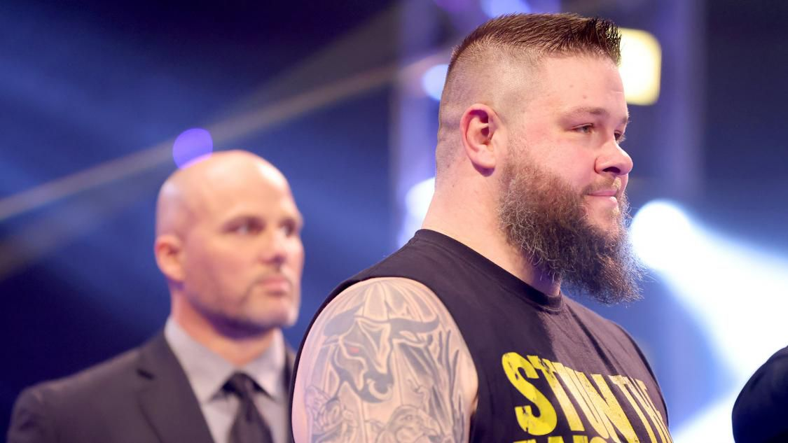 @cagesideseats's photo on Kevin Owens