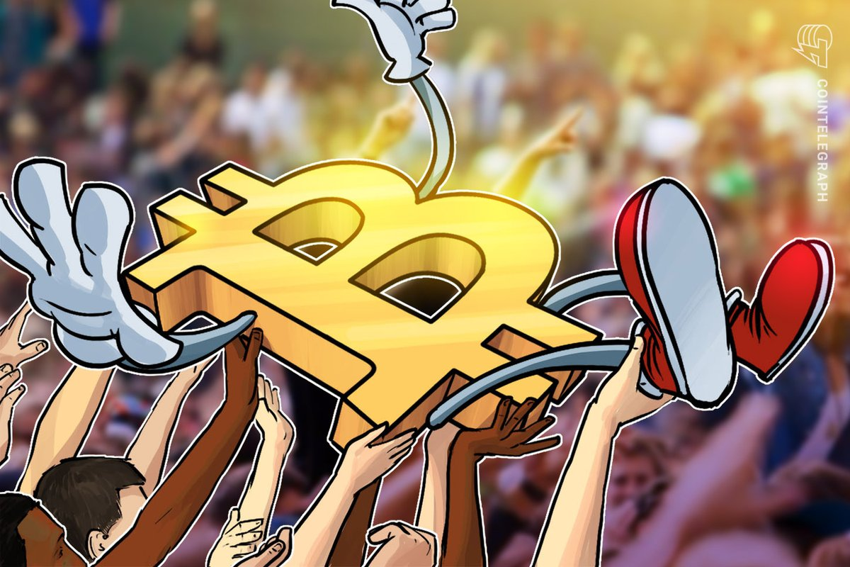 Top 100 #Bitcoin addresses accumulated $11B more #BTC in the past 30 days