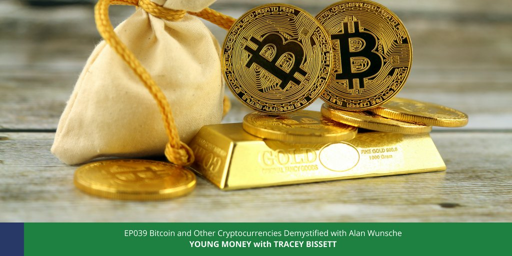 Get a digital wallet and purchase a unit of cryptocurrency so you can understand how a transaction works and learn firsthand. Check out EP039 to hear @AlanWunsche demystify bitcoin and other cryptocurrencies here: . #youngmoney #bitcoin #blockchain #crypto