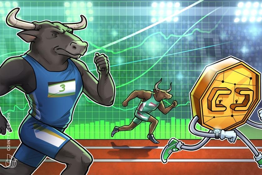 #Bitcoin bulls buy BTC's $35K #support retest as altcoins push higher