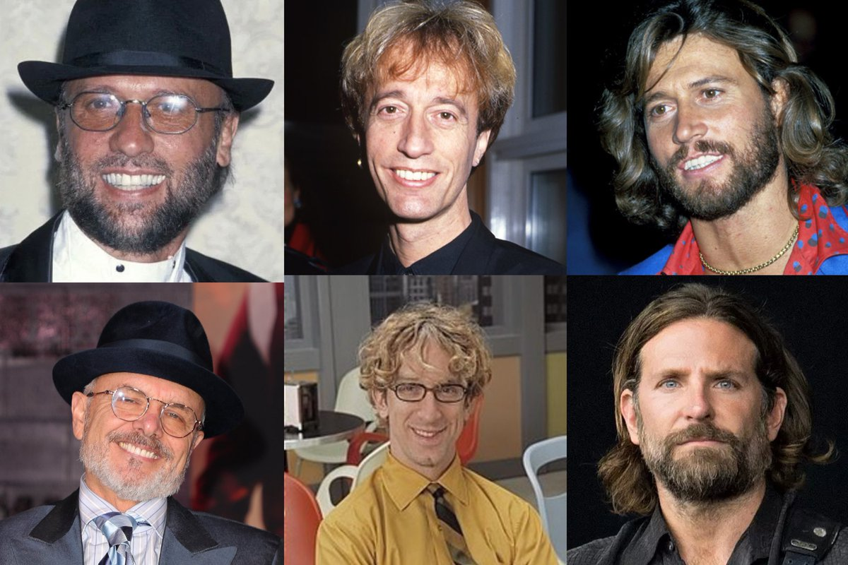 Fall 2022 can't come fast enough. The Bee Gees movie casting is perfection! #BeeGees @andydick @LightsCameraPod #bradleycooper #joeypants @BeeGees #BarryGibb #mauricegibb #robingibb #beegeeshbo #beegeesmovie