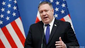 وزير الخارجية الأمريكي #بومبيو : #الولايات_المتحدة تواصل العمل مع شركائها في المجتمع الدولي للضغط على النظام #الإيراني لتغيير سلوكه