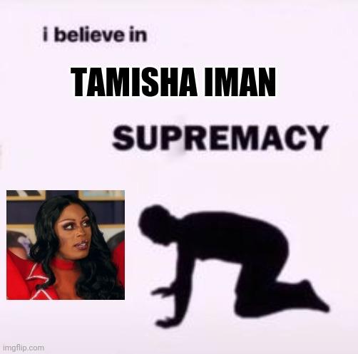 Tam Fam @TamishaIman1 #DragRace