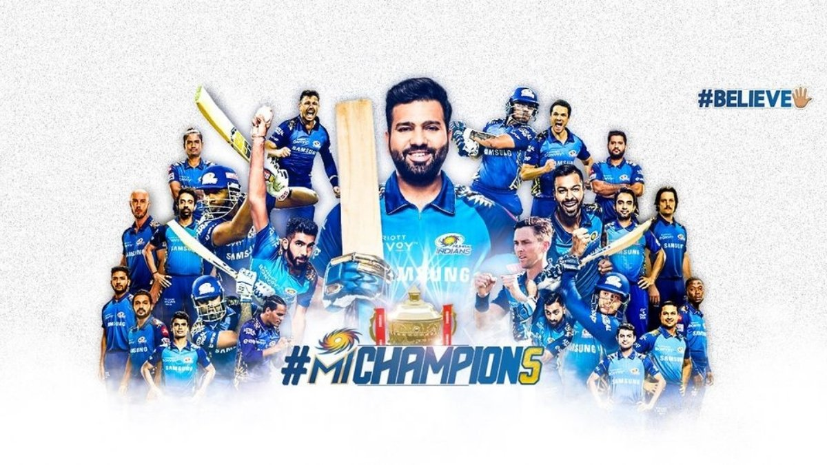 Mumbai Indians continued its surge as Indias leading sports club on and off the field, registering the highest brand value in 13th edition #HighestBrand #IPL2020 #MumbaiIndians #Digpu #News