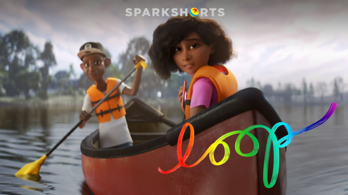 "cw // ableism  in light of criticism of how sia's new movie is ableist, we should support media that doesn't portray neurodiversity, specifically autism, through an ableist lens. theres a short called ""loop"" by pixar that features a non-verbal girl of color who is (1/5)"