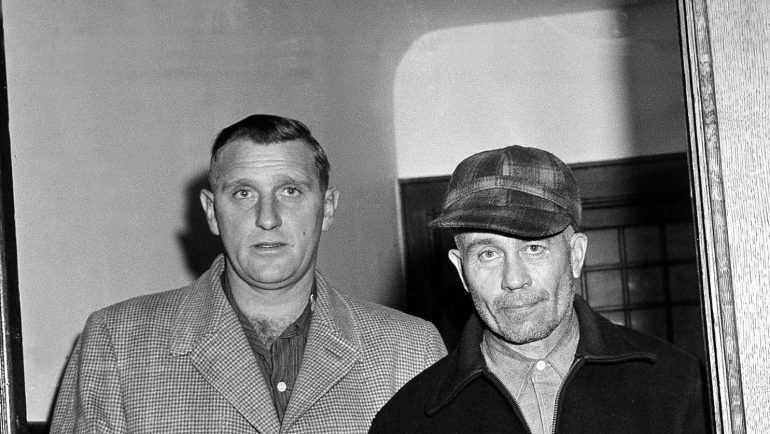 1958 A judge found #SerialKiller Ed Gein incompetent for trial & sent his to State Hospital at Waupun #Wisconsin @journalsentinel @PlainfieldPatch @WKOW @NBC26 @WISCTV_News3 @nbc15_madison @tmj4 @StarTribune @WiStateJournal @CBS58