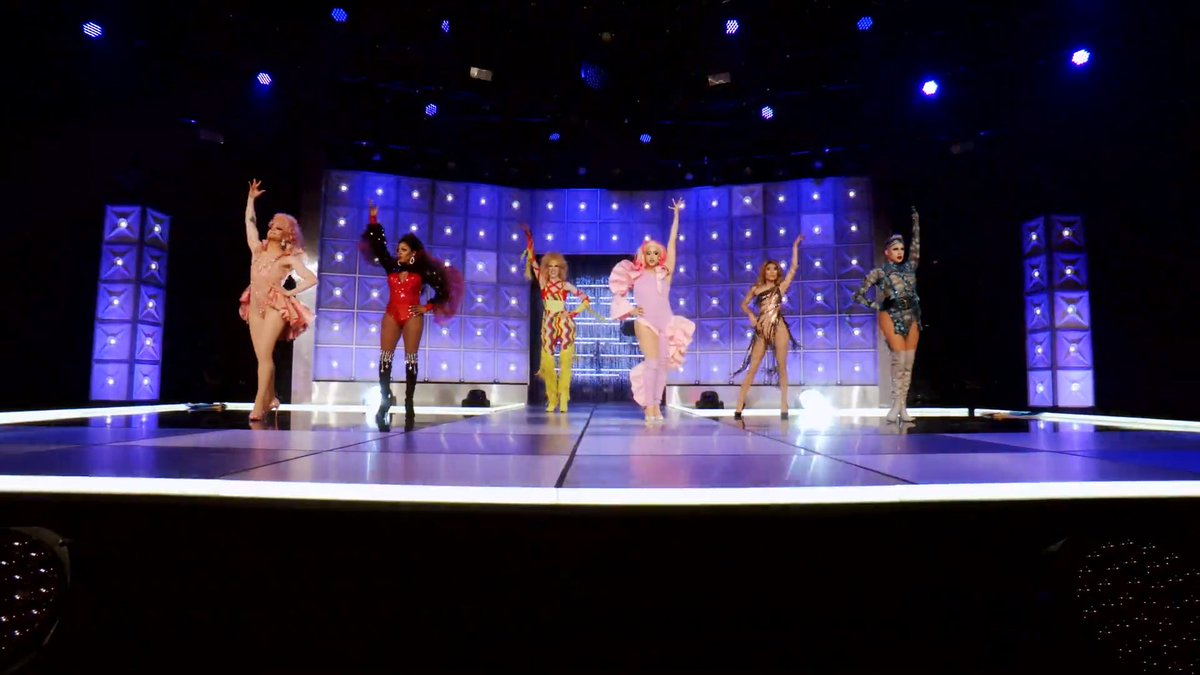 the winning team? you mean this team, right? #DragRace