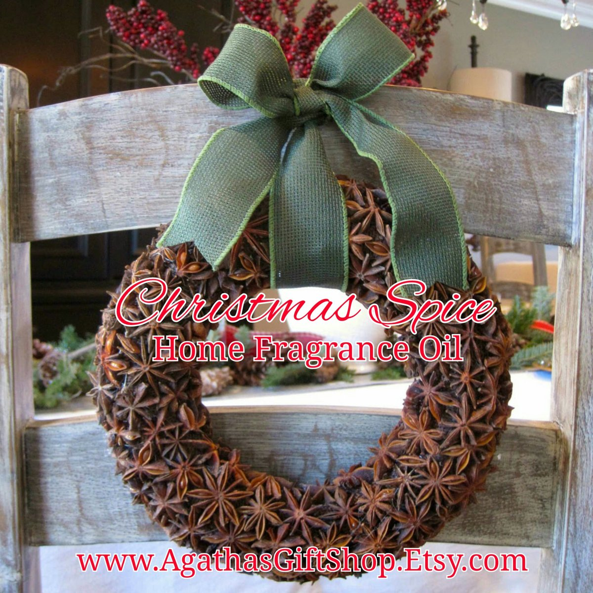 Christmas Spice Home Fragrance Diffuser Warmer Aromatherapy Burning Oil  #Incense #BlackFriday #HomeFragranceOil #AromatherapyOil #CyberMonday #PerfumeBodyOils #GiftShopSale #Wedding #HerbalRemedies #Etsy #HomeDecor