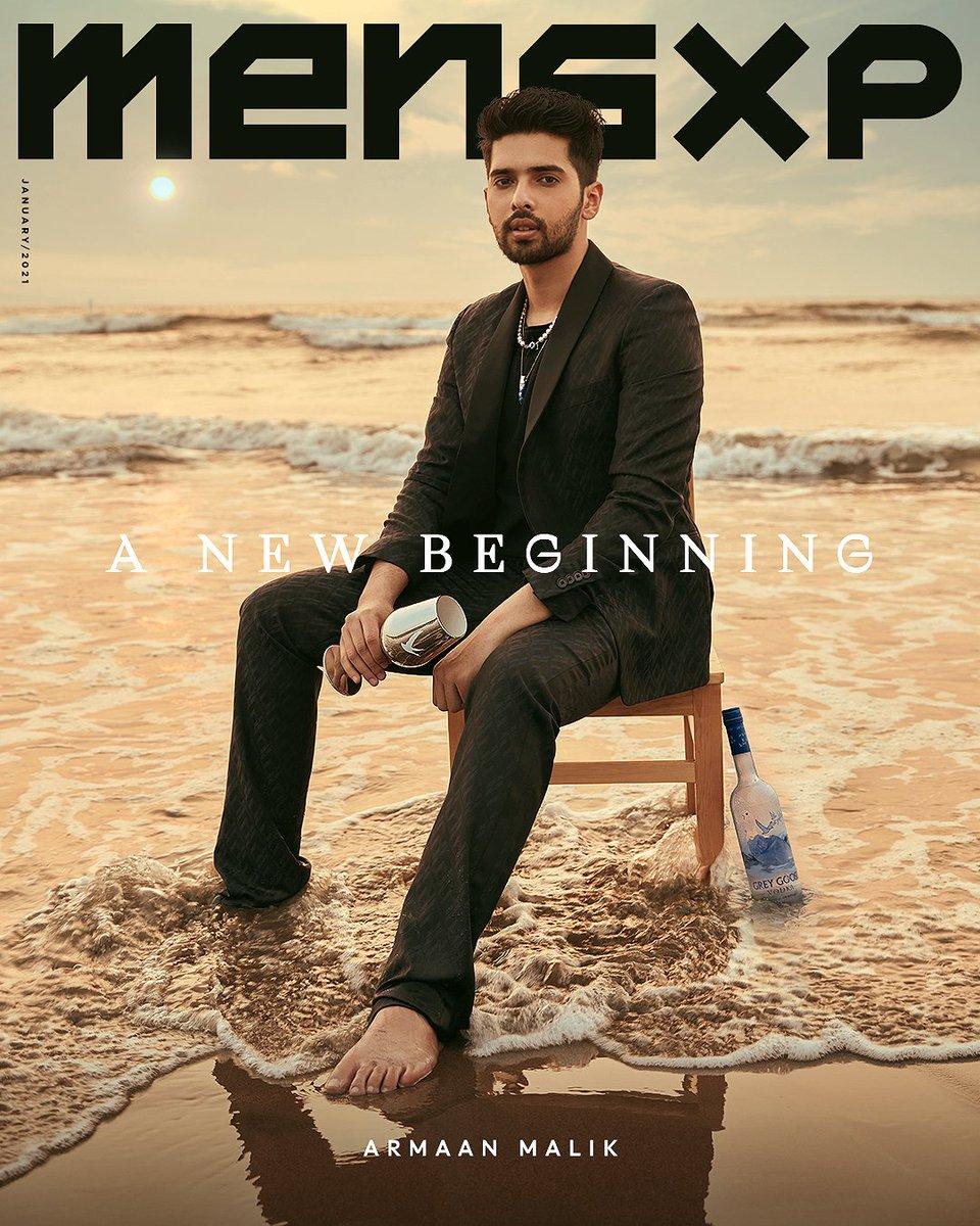 """MensXP on Twitter: """"#ANewBeginning: @MensXP's Digital Cover for Jan '21  featuring @ArmaanMalik22.… """""""
