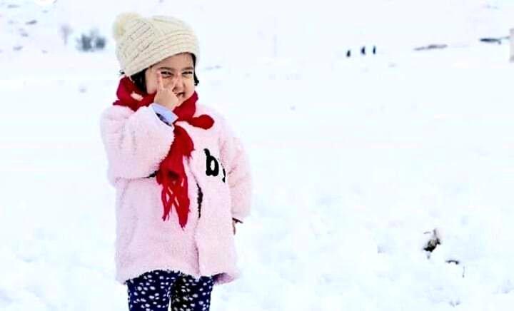 🗻 پہاڑوں کی شہزادی 😍 #Cute #Princess #faceofgilgitbaltistan @Pakistaninpics