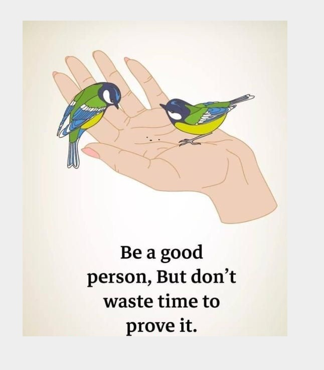 Be a Good Person and Don't Waste Time To Prove It. See with the eyes of #Gratitude and you will find the world, #beautiful.   #PositiveVibesONLY https://t.co/RmdC3InWAi