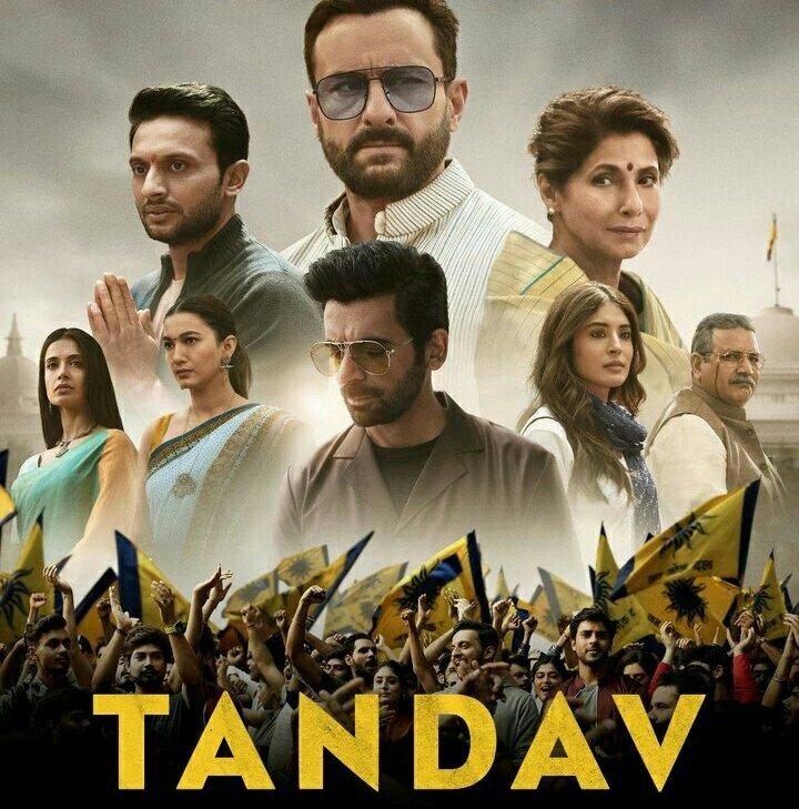 I request @PrakashJavdekar ji to take immediate action and ban Tandav web series  #BanTandavNow