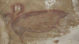 Cea mai veche pictură rupestră cunoscută găsită în Indonezia https://t.co/tYYdpSvSLL https://t.co/4n5HGdVoHa