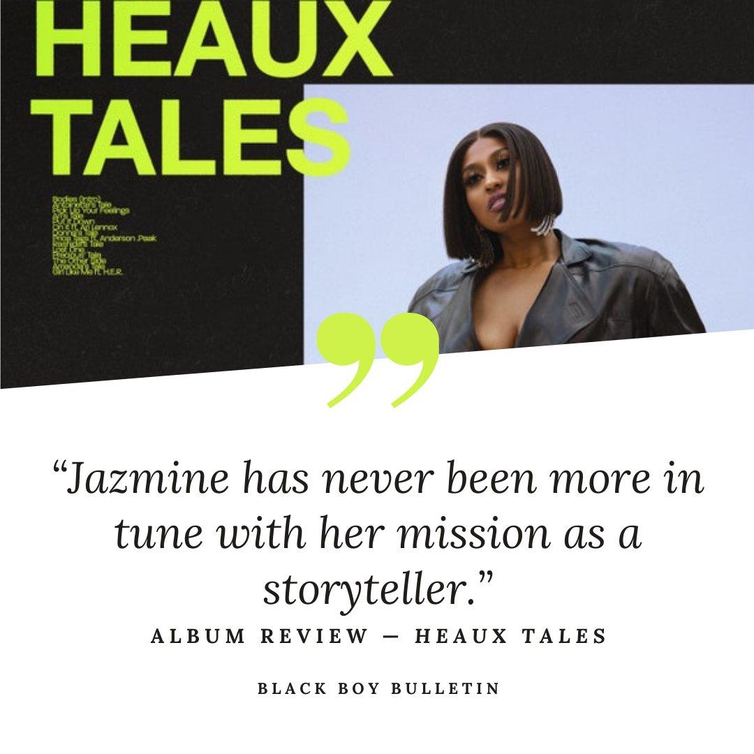 #JazmineSullivan #HeauxTales #LostOne #PickUpYourFeelings #OnIt #GirlLikeMe