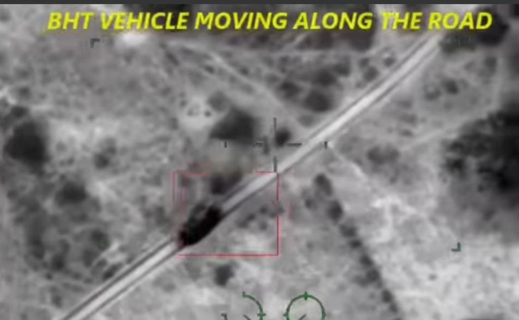 Last Night, The @NigAirForce of Operation LAFIYA DOLE destroyed Boko Haram Terrorists' vehicles & eliminated several of their fighters along the Damaturu-Maiduguri road Jakana south axis of Borno State.   #OurSafety #SecureNorth
