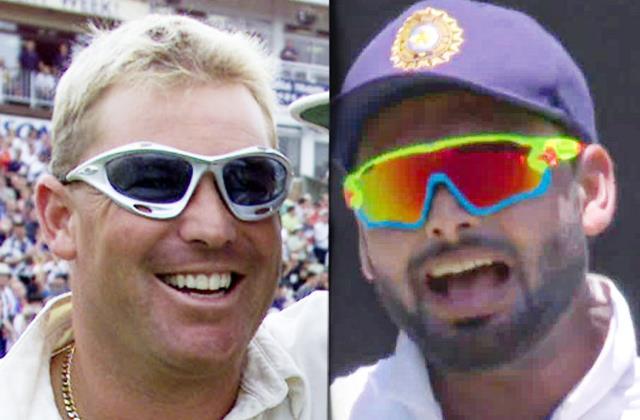 AUS vs IND,  रिषभ पंत ने पहना रंगीला चश्मा, शेन वार्न ने ऐसे कर दिया ट्रोल  https://t.co/4MKL98bUsp #AUSvIND #Rishabhpant #Shanewarne #Cricket https://t.co/0hZkKlJ4R0