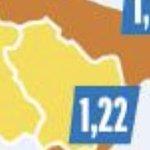 Image for the Tweet beginning: La #Basilicata che ha falsificato