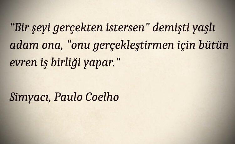 #simyacı  #paulocoelho