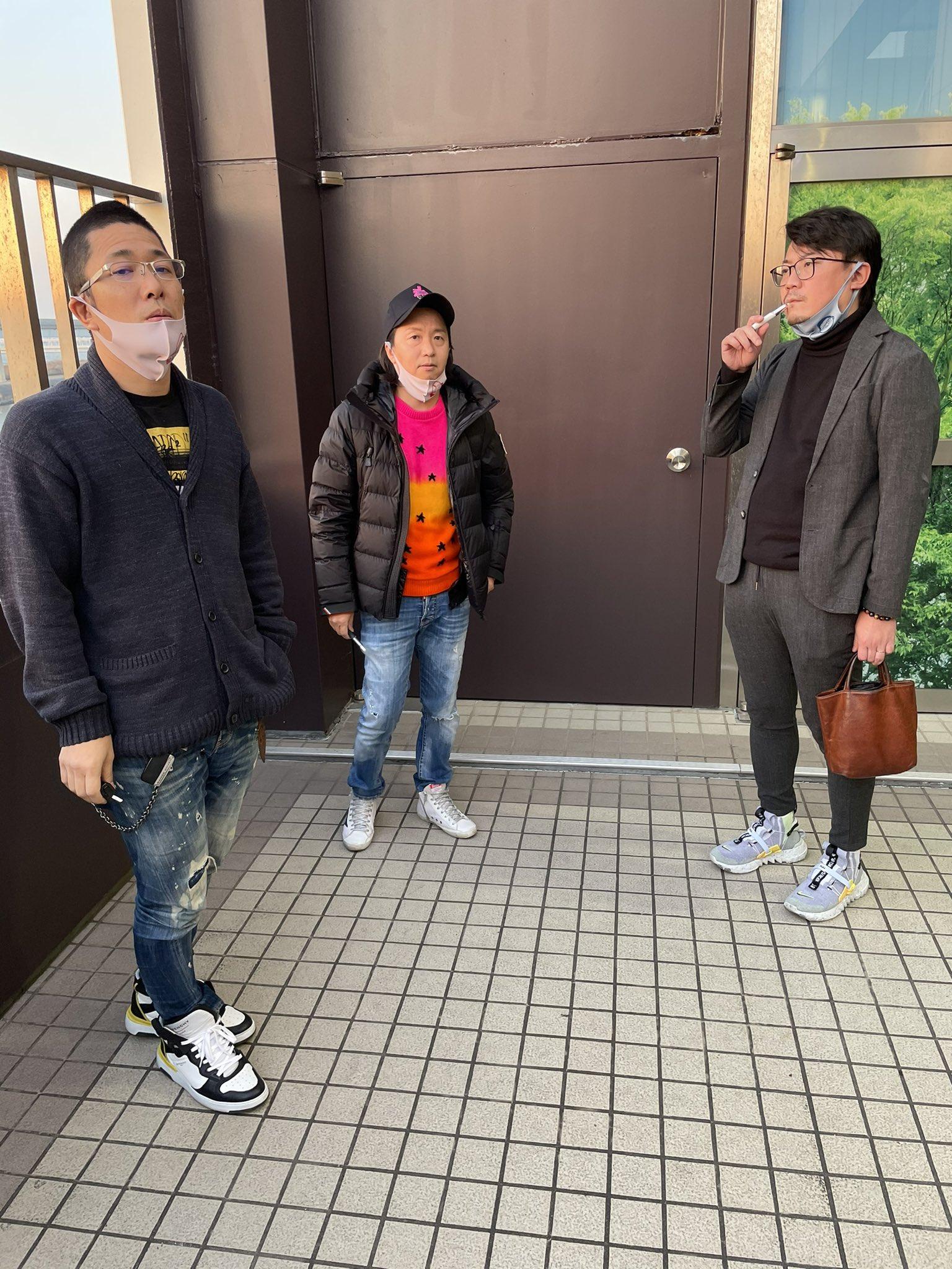 魚拓 ツイッター 木村