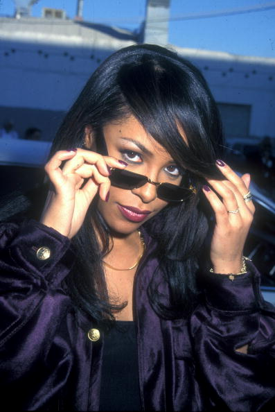 Aaliyah would've turned 42 today 🕊 https://t.co/h9myp84Fcs