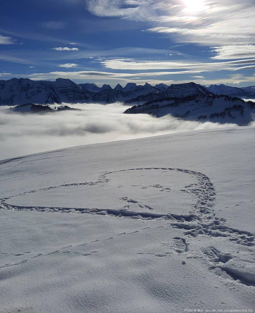 Winter greetings from Switzerland! #IneedSwitzerland  📷