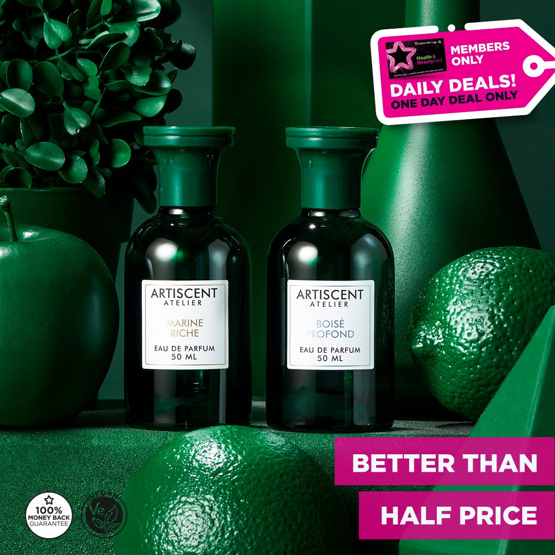 We've got a different daily deal on some of our amazing vegan products to help get you involved with Veganuary! 😁🐰🌱 Today ONLY Artiscent Atelier is better than half price 👏 https://t.co/KfSsmoaBlC https://t.co/tscgDNUrFs