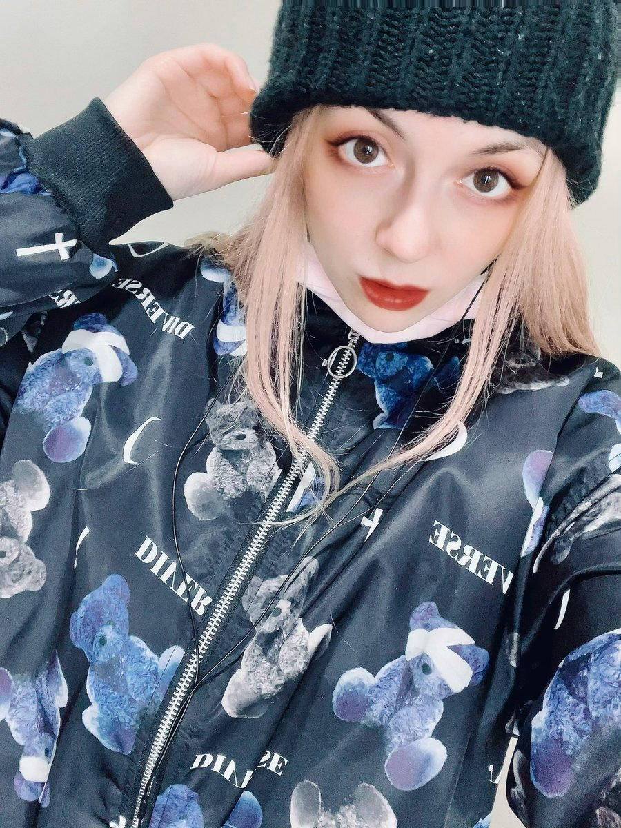 🌤🚶‍♀️🍃🎶🐻💙🖤💯   #tokyo #angel #vampire #girl #alternativefashion #alternativegirl #selfie #todaysoutfit #todayslook #ootd #ootdfashion #bear #teddybear #emo #fashion #fashionstyle #beauty #japan #positivevibes #l4l #今日のコーデ #ファッション #ファッションコーデ #自撮り #クマ