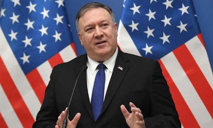 وزير الخارجية الأمريكي #بومبيو يتهم مجددا #بكين بالتستر على منشأ كوفيد-19  #أخبار_حياة #كورونا