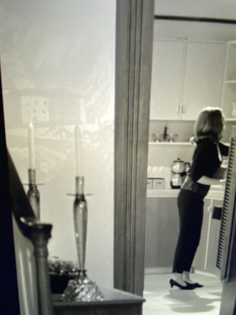 //wandavision spoilers! : : : did anybody else notice in episode 2 that the base where the avengers originally meet Wanda is on her wallpaper? #WandaVision