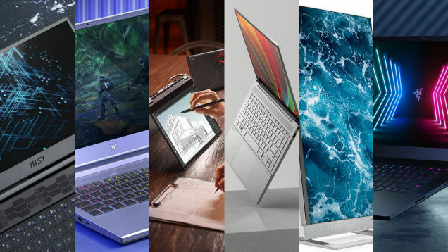 The Stand-Out Laptops of CES 2021 https://t.co/3OgIWO0hId