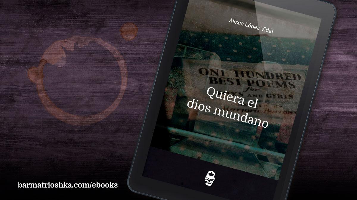 El #ebook del día: «Quiera el dios mundano» https://t.co/vA2smaAxLC #ebooks #kindle #epubs #free #gratis https://t.co/fhQUPI0FWH