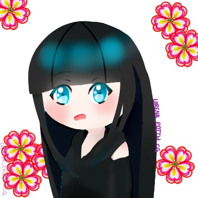 Elis  #ARTstreet #MediBang #oc #girl #cute #kawaii #January2021Contest_OC
