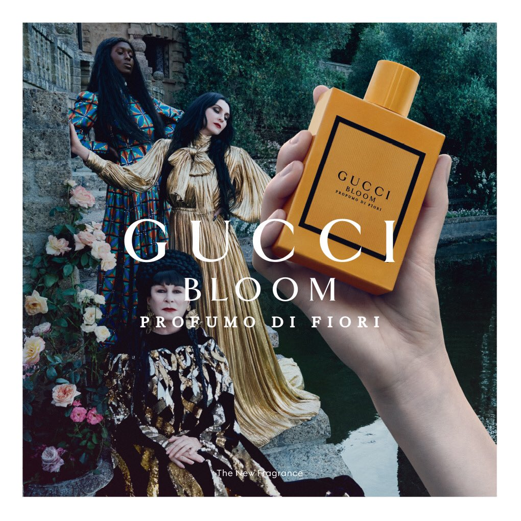 Inspired by the pure luminosity of this variant, #GucciBloom #ProfumodiFiori revisits the original #Gucci #Bloom pattern with a honey yellow tone evoking the vitality of young spirits.  Shop online at https://t.co/epSXkBDN23    #fragrance #perfumes #Jashanmal #Bahrain https://t.co/5wGyc3eK0J