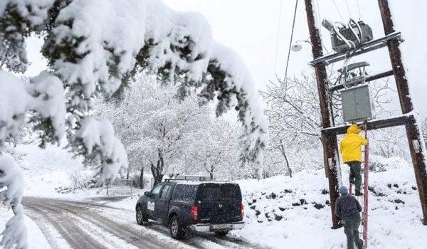 Στα λευκά ντύθηκε η Θεσσαλονίκη -Χιόνι σε Λάρισα, Τρίκαλα, Ήπειρο, Εύβοια, Βοιωτία - https://t.co/DPXivxi7FV https://t.co/GVd0hGLA7r