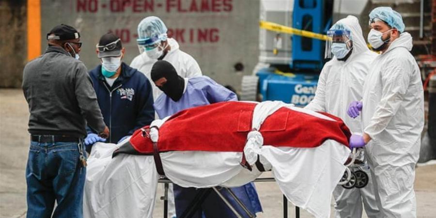 #البيت_الأبيض: وفيات #كورونا في #الولايات_المتحدة إلى نصف مليون خلال شهر