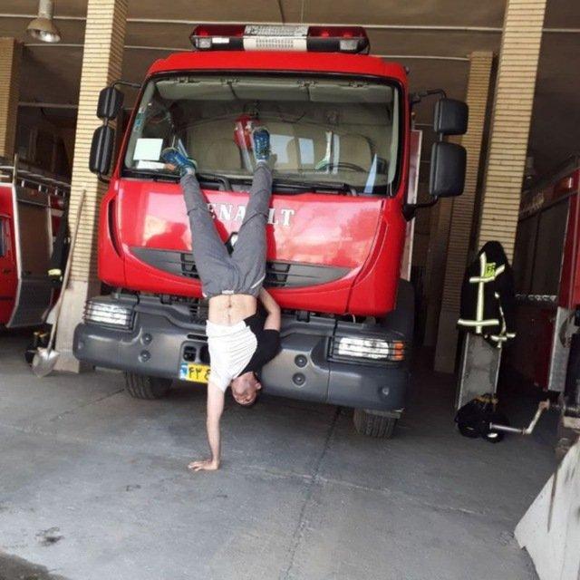 #mma #fireman  #gymtime