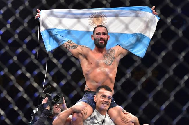 UFC Fight Island 7: Santiago Ponzinibbio vs. Li Jingliang Picks, Odds and Predictions https://t.co/6AWLF5MpHV #ufc #ufc249 #ufcfl #mma #mma2020 #mmatwitter #ufcfightnight #ufc176 #ufcvegas #ufc250 #ufcapex #gamblingtwitter #bettingtwitter #bettingtips #freepicks #espn #ufc #bet https://t.co/5BYIp0GP9v