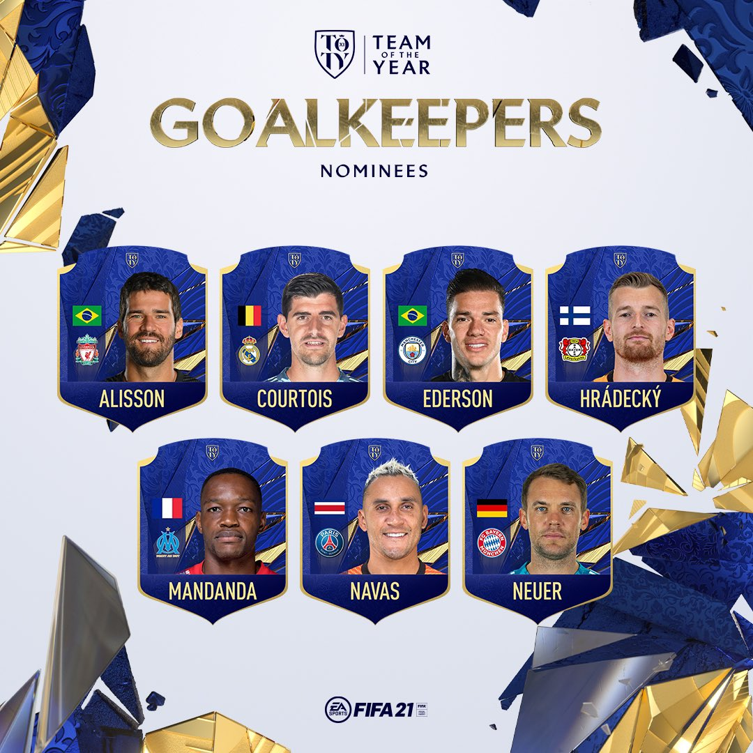 ⏳ There's still time to submit your vote for @EASportsFIFA's #TOTY:  📝 Vote: