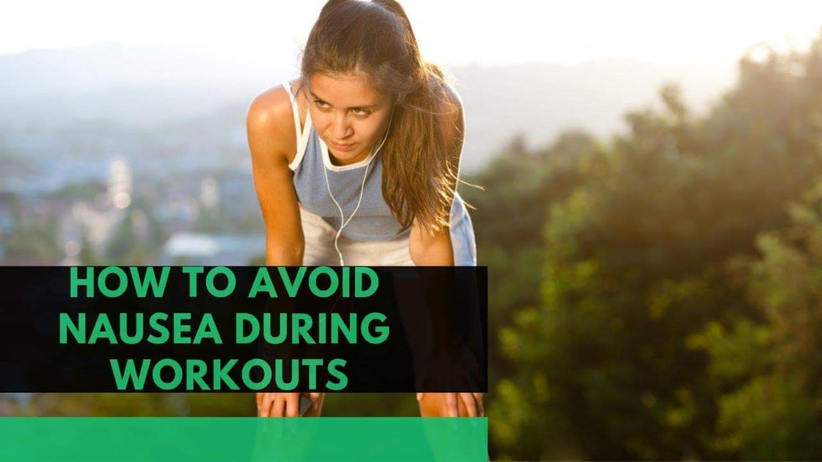 Nausea after a workout: Is it normal?    Have any questions? Contact us for more  details.  . . . . . . #pharmaserve #pharmablog #love #instagood #photooftheday #fashion #beautiful #happy #cute #tbt #like4like #followme #picoftheday