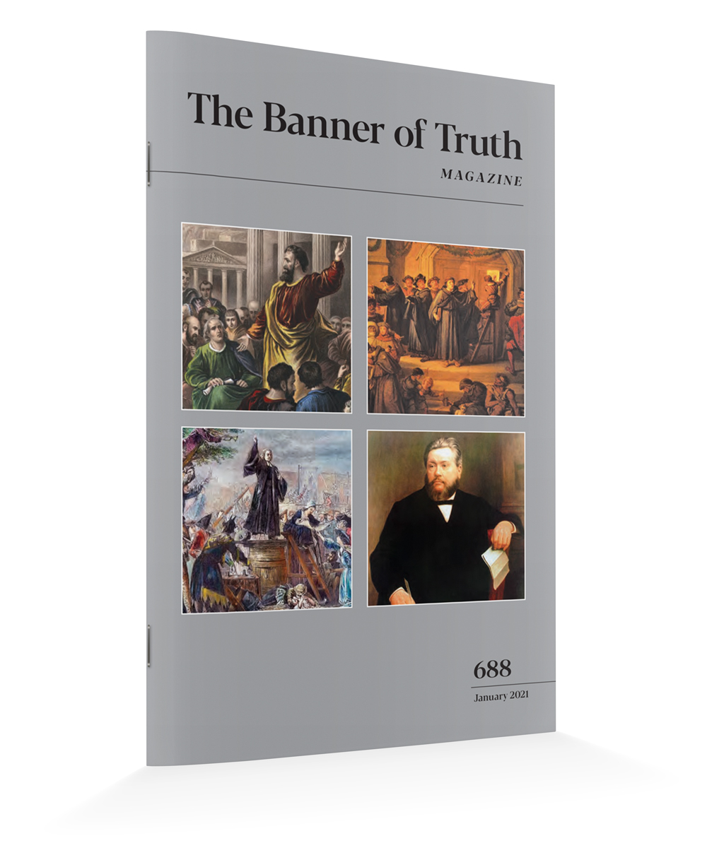 The January issue of the Banner Magazine has landed; do you have a favourite article?