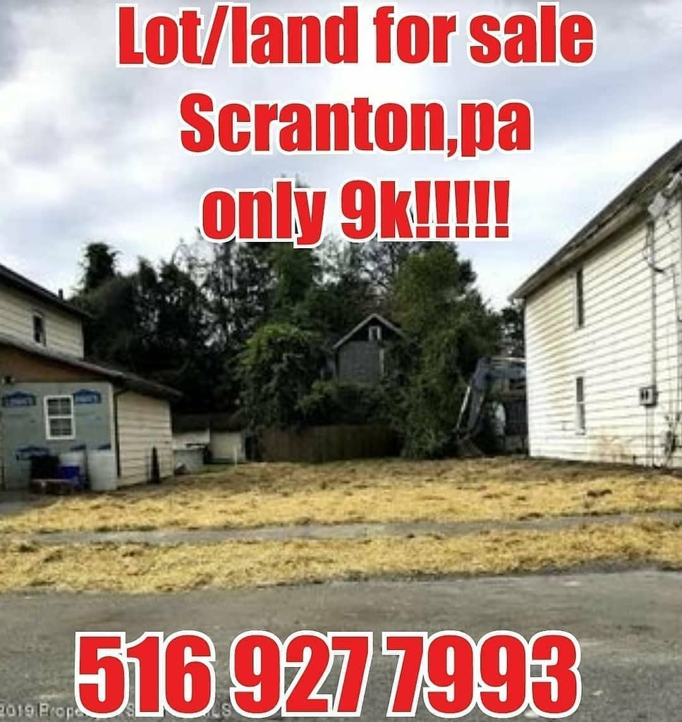 #Repost @schofieldanddoran • • • • • • Scranton, Pennsylvania  We have a lot for sale deeply discounted where a house once was for only 20k in scranton pa price is  firm !!!  . . . . . . #realestate #pennsylvania #scranton #reading #realestate #l…