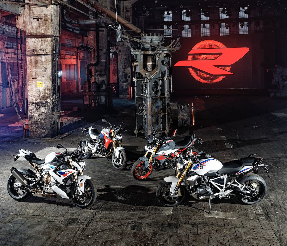Riding is freedom in a prescribed world.   Don't ride? Don't worry, you can start on a G 310 R and level up later to the F 900 R.   If you do ride, you already know about the S 1000 R and R 1250 R.    R you ready to #AwakenTheDaredevil and #MakelifeaRide  https://t.co/VZWB43FJ1i https://t.co/W9Yz8sZPCu