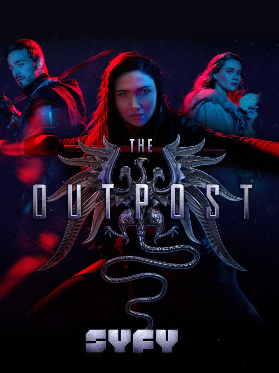 @FilmDailyNews Without a doubt #TheOutpost and #Outlander