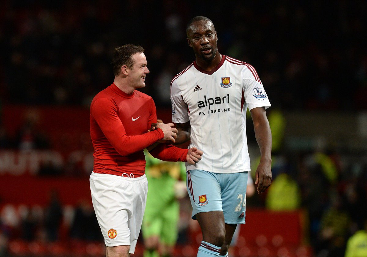 What a player, congratulations on a stellar career and excited to see what the future holds for you, good luck on the next chapter @WayneRooney 🙌🏾